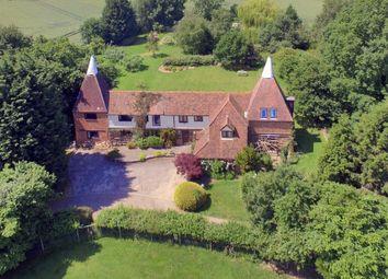 Thumbnail 6 bed detached house for sale in Off Cranbrook Road, Biddenden, Kent