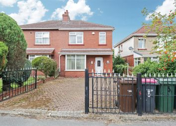 Thumbnail 3 bed semi-detached house for sale in Sandygate Crescent, Wath-Upon-Dearne, Rotherham