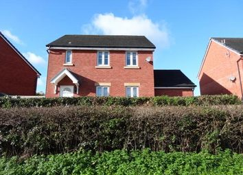 Thumbnail 4 bed detached house to rent in Farm Close, Tiryberth, Hengoed