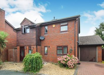 Thumbnail 3 bed detached house for sale in Farfield Close, Shrewsbury