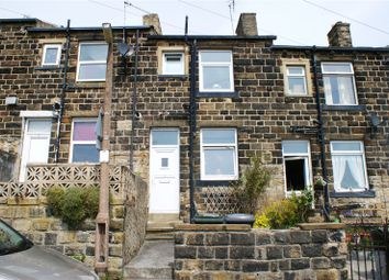 Thumbnail 2 bed terraced house for sale in Poplar Terrace, Keighley, West Yorkshire