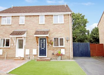 Thumbnail 2 bed semi-detached house to rent in Indigo Gardens, Westbury