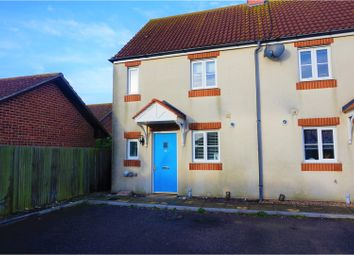 Thumbnail 2 bed end terrace house for sale in Tide Way, Bracklesham Bay
