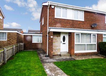 Thumbnail 3 bedroom semi-detached house for sale in Pentridge Close, Cramlington