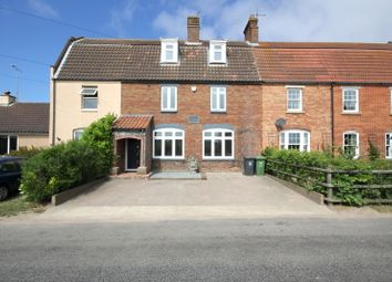 Thumbnail 4 bed cottage for sale in Seamans Cottages, Sidegate Road, Hopton, Great Yarmouth