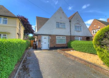 Thumbnail 2 bed semi-detached house for sale in Caythorpe Rise, Sherwood, Nottingham