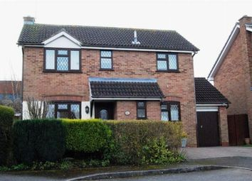 Thumbnail 3 bed detached house for sale in The Dingle, Daventry, Northampton