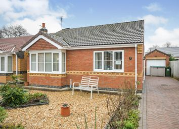 Thumbnail 2 bed detached bungalow for sale in Milton Close, Cherry Willingham, Lincoln