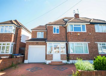 Thumbnail 5 bedroom semi-detached house for sale in Crundale Avenue, Kingsbury