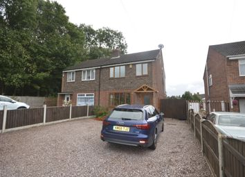 Thumbnail 3 bed semi-detached house for sale in Holehouse Road, Bucknall, Stoke-On-Trent