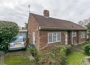 Thumbnail 2 bed detached bungalow for sale in Shooters Drive, Nazeing, Essex