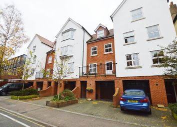 Thumbnail 4 bed town house for sale in St. Peters Court, Middleborough, Colchester