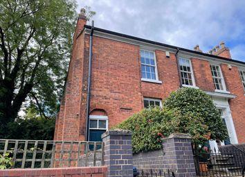 Thumbnail End terrace house for sale in Lee Crescent, Edgbaston, Birmingham