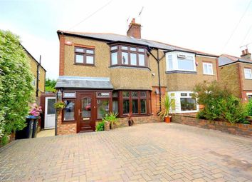 Thumbnail 4 bedroom semi-detached house for sale in Welsdene Road, Margate, Kent