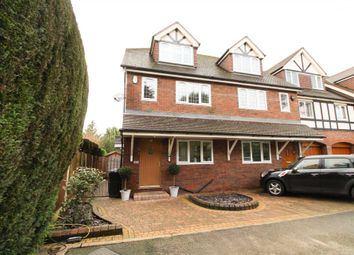 4 bed semi-detached house for sale in Bramhall Lane South, Bramhall, Stockport SK7