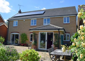 Thumbnail 4 bed detached house for sale in Collins Close, Saxmundham