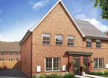"Thumbnail 4 bedroom semi-detached house for sale in ""Alresford*"" at Hamble Lane, Bursledon, Southampton"