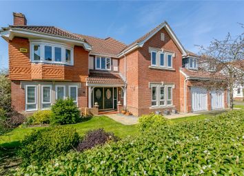 Thumbnail 5 bed detached house for sale in Ontario Way, Liphook, Hampshire