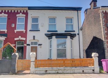 Thumbnail 5 bed shared accommodation to rent in Clifton Road, Tuebrook, Liverpool