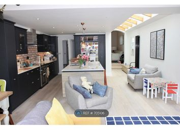 Thumbnail 4 bed terraced house to rent in Grandison Road, London