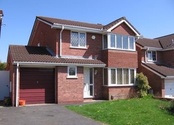Thumbnail 4 bed detached house to rent in Aqueduct, Telford