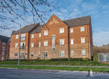 Thumbnail 2 bed flat to rent in Sycamore House, Alder Carr Close, Greenlands, Redditch, Worcs