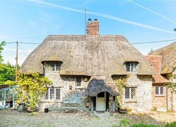 Thumbnail 4 bed detached house for sale in Southend, Ogbourne St. George, Marlborough, Wiltshire