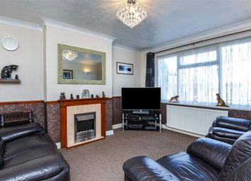 Thumbnail 3 bed terraced house for sale in Sherwood Park Road, Mitcham, Surrey