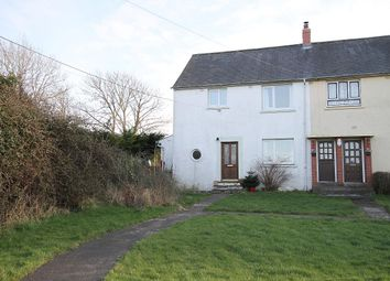 Thumbnail 3 bed end terrace house for sale in Maesgerran, Cilgerran, Cardigan
