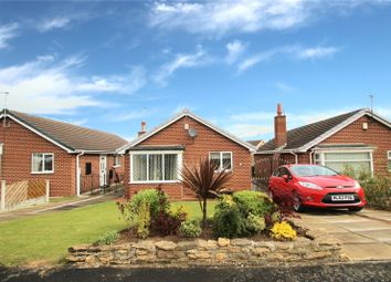 Thumbnail 2 bed detached bungalow for sale in Greenwood Close, Upton, West Yorkshire