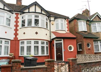 Thumbnail 3 bedroom end terrace house to rent in The Drive, Bounds Green, London