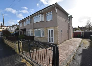 3 bed semi-detached house for sale in Greenore, Hanham, Bristol BS15