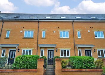 Thumbnail 4 bedroom terraced house for sale in Woolston Close, Manfield Grange, Northampton