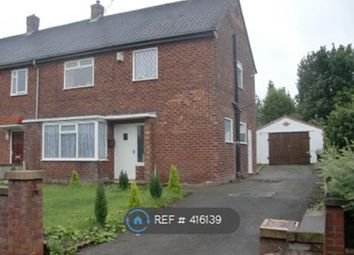Thumbnail 3 bed semi-detached house to rent in Langley Lane, Manchester