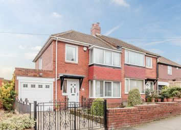 Thumbnail 3 bedroom semi-detached house for sale in Centurion Road, Newcastle Upon Tyne