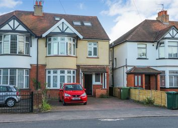 Thumbnail 4 bed semi-detached house for sale in Kingston Road, Staines-Upon-Thames, Surrey