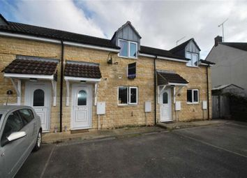 Thumbnail 2 bed terraced house to rent in Exton Close, Malmesbury