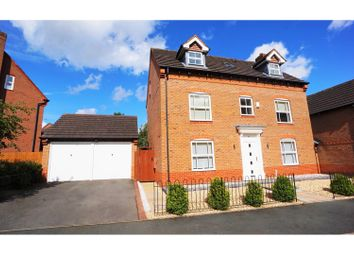 Thumbnail 5 bed detached house for sale in Wheatmoor Road, Sutton Coldfield