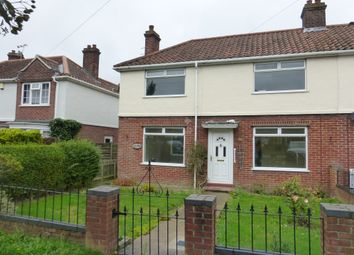Thumbnail 3 bed end terrace house for sale in Rye Avenue, Norwich