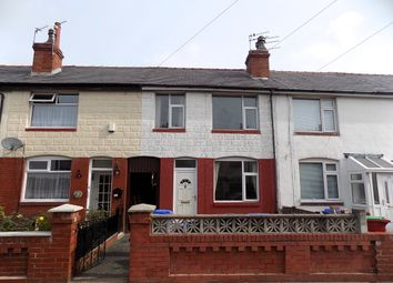 Thumbnail 2 bed terraced house for sale in Aldwych Avenue, Blackpool