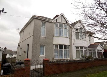Thumbnail 3 bed semi-detached house for sale in Graig Parc, Neath Abbey, Neath, Neath Port Talbot.