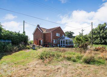 3 bed cottage for sale in Hardley Street, Hardley, Norwich NR14