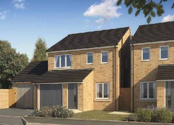 "Thumbnail 3 bed semi-detached house for sale in ""The Rufford"" at Hardys Road, Bathpool, Taunton"