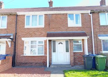 Thumbnail 2 bedroom terraced house for sale in Moreland Road, South Shields