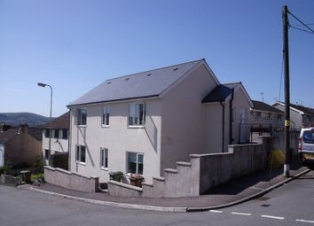 Thumbnail 2 bed flat to rent in Church Street, Bedwas, Caerphilly
