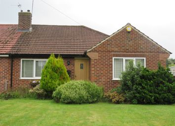 Thumbnail 3 bed semi-detached bungalow for sale in Otley Road, Killinghall, Harrogate