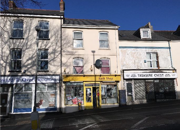 Thumbnail Retail premises for sale in Albert Road, Plymouth