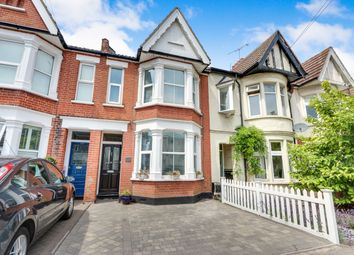 Thumbnail 3 bed terraced house for sale in Elm Road, Leigh-On-Sea, Essex
