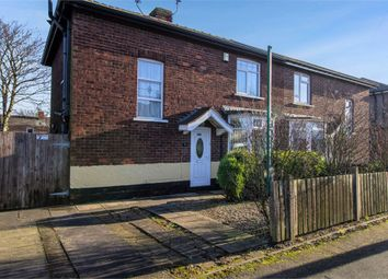Thumbnail 3 bed semi-detached house for sale in Tomlinson Avenue, Scunthorpe, Lincolnshire
