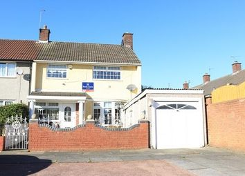 Thumbnail 3 bed semi-detached house to rent in Greenfield Walk, Huyton, Knowsley, Liverpool